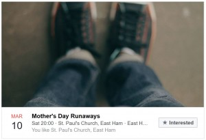 Mother's Day Runaways